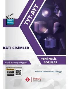 Sonuç Yayınları TYT/AYT Katı Cisimler