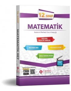 Sonuç Yayınları 12. Sınıf Matematik Soru Kitapçığı Seti