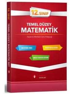 Sonuç Yayınları 12. Sınıf  Matematik Temel Düzey Tek Kitap
