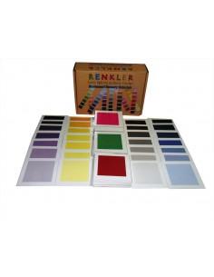 Yuka Kids Renk Eşleme ve Renk Tonları