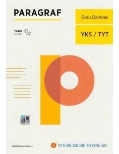 Fen Bilimleri Yayıncılık TYT-AYT Paragraf Soru Bankası Yıldız Serisi