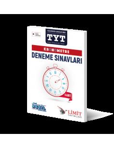 Limit Yayınları TYT Kronometre 5 Deneme