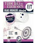 Bilgi Sarmal AYT Türk Dili ve Edebiyatı Branş Denemeleri