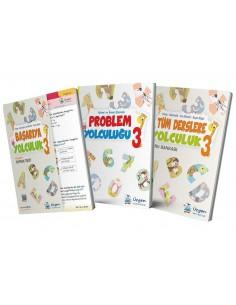 Üçgen Yayınları 3. Sınıf Kampanyalı Tatil Seti (3 Kitap)