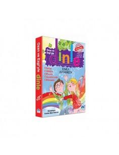 Ozan ve Ezgi yle Dinle Seti (5 kitap)- Martı Çocuk Yayınları