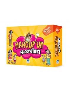 Mahcup'un Maceraları Seti  (10 kitap) - Martı Çocuk Yayınları