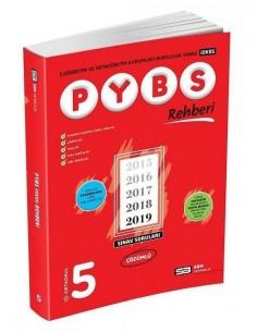 SBM Yayıncılık 5. Sınıf PYBS Rehberi Sınav Soruları