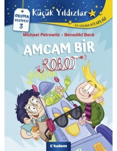Amcam Bir Robot - Tudem Yayınları