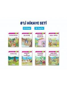 Mavi Deniz Yayınları Tatil Seti (1. Sınıf)