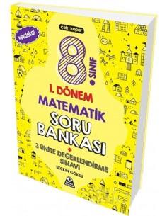 Örnek Akademi 8. Sınıf LGS 1. Dönem Matematik Soru Bankası