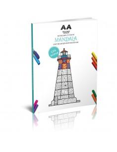 Akıllı Adam Mandala Renklerin Tutkusu Çocuklar İçin Boyama Kitabı