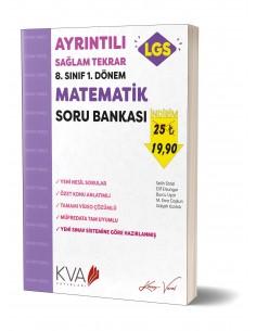 Koray Varol 8. Sınıf LGS 1. Dönem Matematik Ayrıntılı Sağlam Tekrar Kitabı