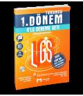 Mozaik Yayınları 8. Sınıf LGS 1. Dönem Turuncu 4 Deneme