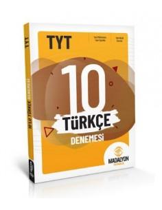 Madalyon Yayıncılık TYT 10 Türkçe Denemesi