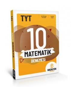 Madalyon Yayıncılık TYT 10 Matematik Denemesi