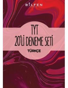 Bilfen Yayınları TYT Türkçe 20'li Deneme Seti