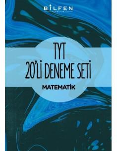 Bilfen Yayınları TYT Matematik 20'li Deneme Seti