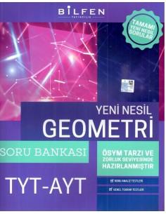 Bilfen Yayınları TYT AYT Geometri Yeni Nesil Soru Bankası