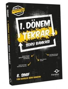 FikriBilim Yayınları 8. Sınıf LGS 1. Dönem Tekrar Soru Bankası