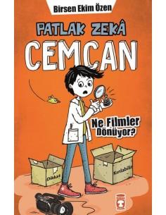 Timaş Yayınları Patlak Zeka Cemcan Ne Filmler Dönüyor