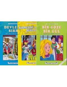 Kocaoluk Yayın Evi Türk Klasikler Hikaye Seti