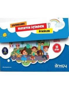 Çocuklara Hayatın İçinden Öyküler 1 Set (10 Kitap) Drk Çocuk