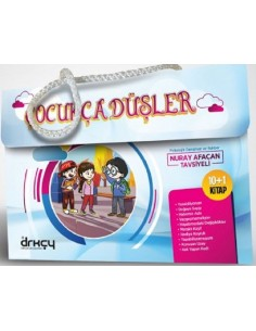 Çocukça Düşler Set (11 Kitap) Drk Çocuk Yayınları