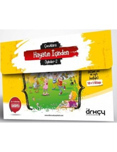 Çocuklara Hayatın İçinden Öyküler 2 Set (10+1 Kitap) Drk Çocuk