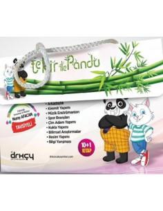 Tekir ile Pandu Set (11 Kitap) Drk Çocuk Yayınları