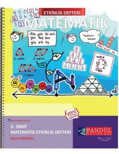 Pandül Yayınları 5. Sınıf Matematik Etkinlik Defteri