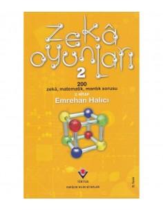 Zeka Oyunları 2 Tubitak Yayınları