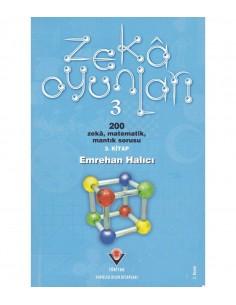 Zeka Oyunları 3 Tubitak Yayınları