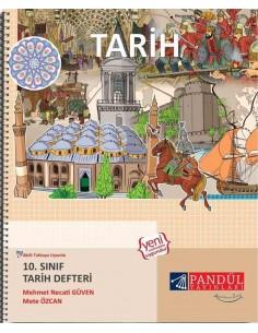 Pandül Yayınları 10. Sınıf Tarih Defteri