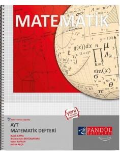 Pandül Yayınları AYT Matematik  Defteri