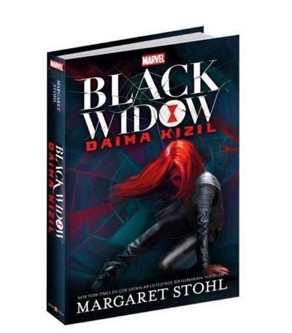 Black Widow Daima Kızıl Beta Kids