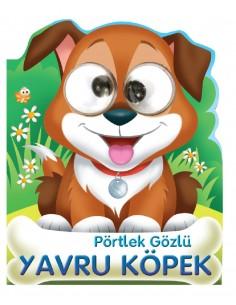 Pörtlek Gözlü Yavru Köpek Beta Kids