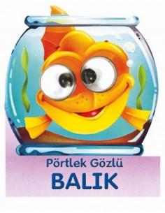 Pörtlek Gözlü Balık Beta Kids