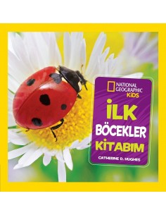 İlk Böcekler Kitabım Beta Kids