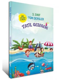 Odtü Tatil Gezegeni 3.Sınıf 2020 Müfredat