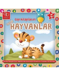 Cep Kitaplarım Vahşi Hayvanlar Q Bebek