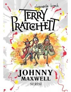 Tudem Yayınları Johnny Maxwell Serisi (3 Kitap)