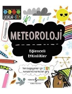 Meteoroloji Eğlenceli Etkinlikler İş Bankası Yayınları