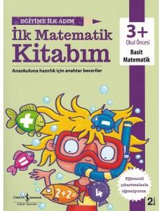 Eğitime İlk Adım İlk Matematik Kitabım İş Bankası Yayınları