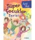 Süper Çocuklar Serisi 4 Kitap Tudem Yayınları