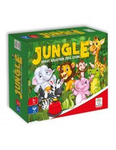 Jungle Dikkat Geliştiren Zeka Oyunu