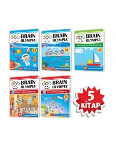 Brain Olympia Beyin Olimpiyatları Set