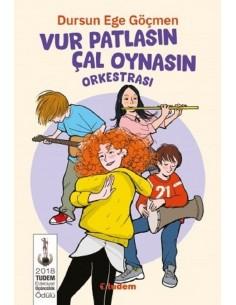 Vur Patlasın Çal Oynasın Orkestrası Modern Klasikler Tudem Yayınları