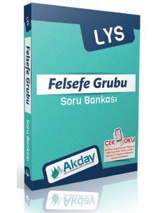 Felsefe Grubu Soru Bankası Akday Yayınları