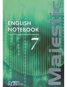 7.Sınıf Majestic English Notebook 7 Netyds Yayınları