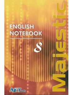 8.Sınıf Majestic English Notebook 8 Netyds Yayınları